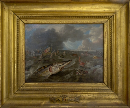 van Kessel - le triomphe d'Amphitrite.jpg