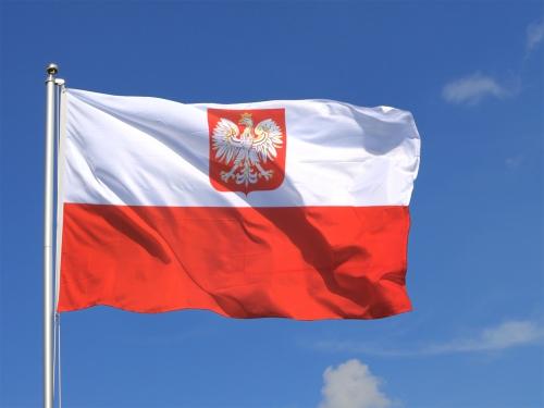 drapeau pologne + blason.jpg